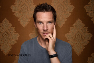 Actorul Benedict Cumberbatch a salvat un biciclist tâlhărit de 4 bărbați, în Londra