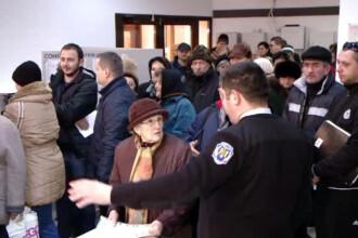 Coada la plata taxelor si impozitelor locale in Timisoara, desi se pot achita si online.