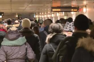 Metrorex anunță lucrări de modernizare pe Magistrala 2. Perioada în care călătorii sunt afectați
