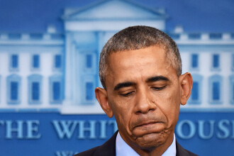 """Obama îi aduce un omagiu lui George Floyd: """"Acest lucru nu poate fi normal în America în 2020"""""""