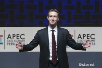 """Prima reacție a lui Mark Zuckerberg în scandalul Cambridge Analytica: """"Am făcut și greșeli"""""""