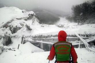 Hotel ingropat de avalansa in Italia: 4 cadavre, gasite. Alte 25 de persoane, printre care si 3 romani, sunt cautate