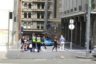 Atac in Melbourne. Tanarul care a intrat cu masina in multime avea probleme psihice. Sunt 3 morti, multi copii printre raniti