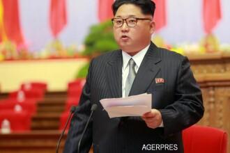 Mesajul Coreeei de Nord catre SUA. Kim Jong-un a cerut testarea a doua rachete balistice in timpul investirii lui Trump