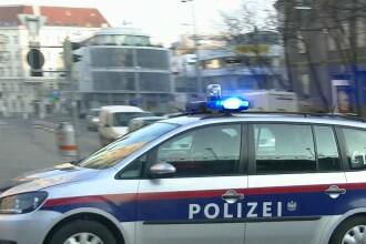 Barbat suspectat de planuirea unui atac cu bomba la Viena, arestat.