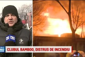 Incendiu in clubul Bamboo - filmul evenimentelor: clipele de groaza traite de sute de tineri. Cum au scapat cu viata