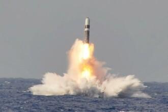 Scandal in Marea Britanie. Un test cu o racheta nucleara ar fi esuat, dupa ce proiectilul s-ar fi indreptat catre SUA