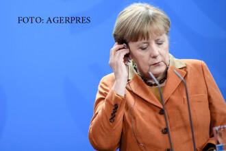 Angela Merkel l-a sunat vineri pe Klaus Iohannis. Ce i-a spus cancelarul german despre coruptie si NATO