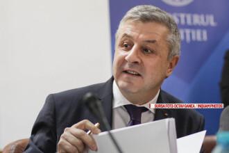 Iordache, supărat că Iohannis retrimite legi la Parlament.