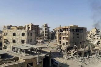 12 civili din aceeaşi familie, între care 4 copii, ucişi într-un raid împotriva ISIS