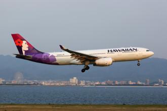 Un avion a decolat din Noua Zeelanda în 2018 și a aterizat în Hawaii, în 2017