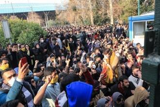 Proteste în Iran. Nouă persoane au decedat, marți, în mai multe orașe din țară