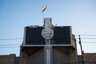 Un călău ISIS, care își lapida victimele, capturat în Mosul de forțele irakiene