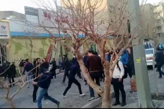 21 de morți, în Iran, în urma a cinci zile de proteste față de regim