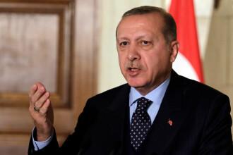 Erdogan amenință că atacurile din Siria s-ar putea extinde și la alte orașe