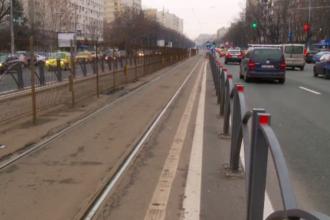 Soluțiile Gabrielei Firea pentru fluidizarea traficului. Autobuzele și bicicliștii, pe linia de tramvai