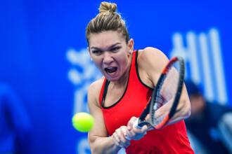 Simona Halep a învins-o pe Sabalenka. Joacă cu Irina Begu în semifinale la Shenzhen