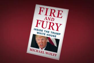 """Donald Trump, """"foc și furie"""", după apariția unei cărți despre Administrația sa"""