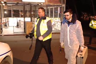 Tânărul înjunghiat lângă metrou lucrează la spital și ar fi avut un conflict înainte de a ieși din tură
