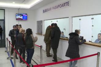 Valabilitatea paşapoartelor simple electronice creşte la 10 ani