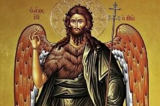 Tradiții și obiceiuri de Sfântul Ioan. Lucrurile interzise pe 7 ianuarie credincioșilor
