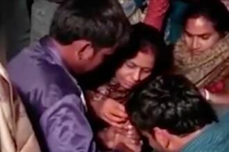 Tânăr de 29 de ani răpit şi forţat să se căsătorească cu o necunoscută. VIDEO