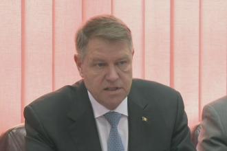 Mesaj dur al președintelui la ședința CSM: Penalii nu au ce căuta în conducerea statului. FILMUL zilei