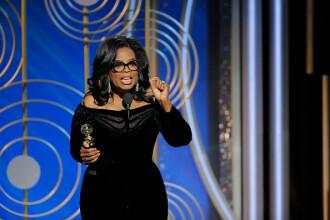 Oprah ar putea candida la prezidențialele din SUA. Zvonurile apărute după Globurile de Aur