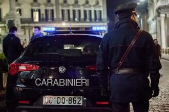 Un român din Italia s-a bătut de unul singur cu 3 patrule de carabinieri