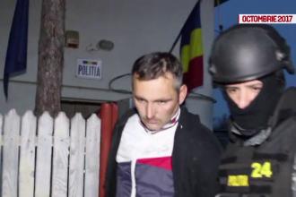 Bărbatul din Buzău care și-a bătut copilul în pădure, arestat preventiv