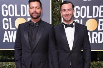 Ricky Martin a dezvăluit că s-a căsătorit în secret cu partenerul lui