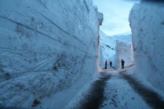 Zăpadă de 7 metri în Alpii francezi. Au fost cele mai abundente ninsori din ultimii 30 de ani