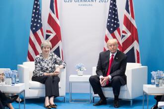 Motivul pentru care Donald Trump și-a anulat vizita oficială din Marea Britanie