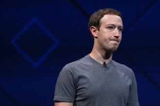 Modificările anunțate de Zuckerberg l-au costat 3.3 mld $. Acțiunile Facebook, în declin