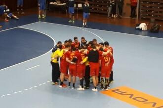 Echipa națională de handbal masculin, calificare dramatică la barajul pentru Cupa Mondială