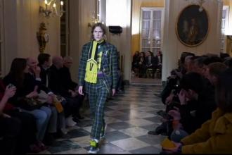 Marile case de modă și-au prezentat colecțiile toamnă-iarnă 2018, la Milano