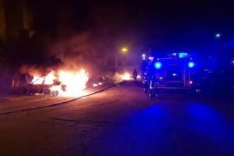 Maşinile românilor din oraşul italian Bisignano, incendiate. Ce cred carabinierii