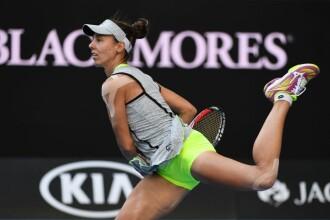 Mihaela Buzărnescu, eliminată în primul tur la Australian Open de locul 2 mondial