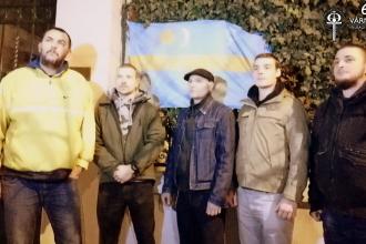 Ministerul de Externe reacţionează după ce stema României a fost acoperită cu steagul secuiesc