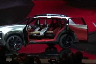 Salonul Auto de la Detroit. Arnold Schwarzenegger a prezentat noul Mercedes G-Class