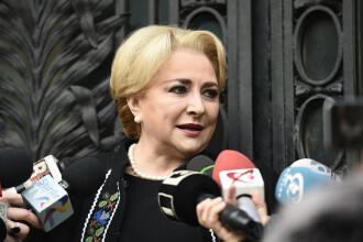 """Viorica Dăncilă, propunerea de premier a PSD. Liviu Dragnea: """"Susține Legile Justiției. Este foarte respectată în partid"""""""