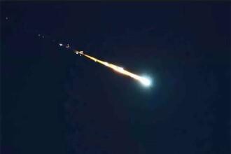 Șeful NASA, avertisment despre posibilitatea ca un meteorit să lovească Pământul