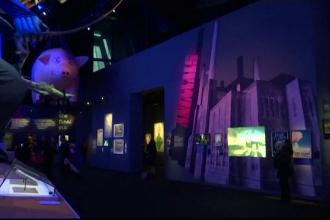 Expoziție dedicată formației Pink Floyd, la Roma. Roger Waters: A fost ca o călătorie emoționantă