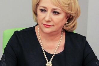 Viorica Dăncilă spune că a vorbit cu ambasadorul SUA despre vizele pentru români şi investiţiile în Apărare