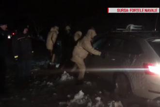 Localităţi fără curent în Tulcea şi Constanța. Misiuni dramatice pentru echipajele de urgență
