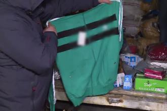 Atenție când cumpărați haine de firmă. Descoperirea făcută de polițiști în Pantelimon