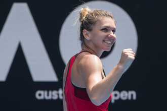 Simona Halep s-a calificat dramatic în optimi, la Australian Open. Victorie după aproape 4 ore de meci