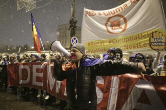 """Reportaj Euronews despre proteste: """"Marşul românilor pentru Justiţie"""" și politicienii cercetați pentru corupție. VIDEO"""