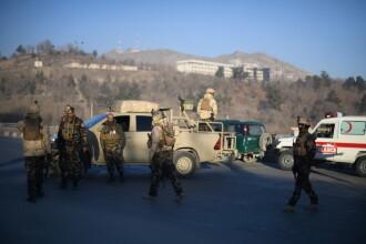 Intervenţia forţelor de securitate afgane la hotelul de lux din Kabul s-a încheiat. Bilanț final: 9 morți