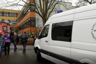 Atac la o școală din Germania. Un elev, înjunghiat de un coleg